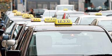 Einbrecher reisten mit dem Taxi an