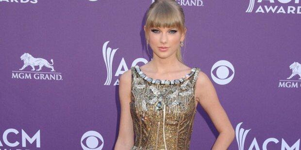 Swift große Favoritin bei Country Preisen