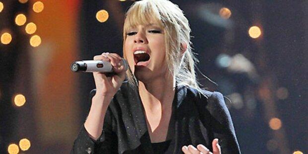 Taylor Swift kommt auf Europa-Tour