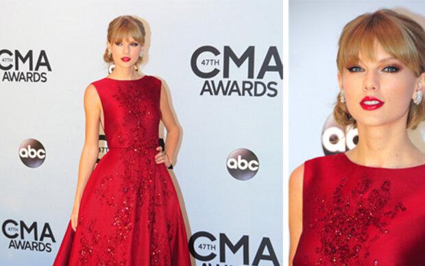 Wow, siehst du toll aus, Taylor!
