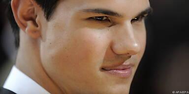 Taylor Lautner lässt Mädchenherzen schmelzen
