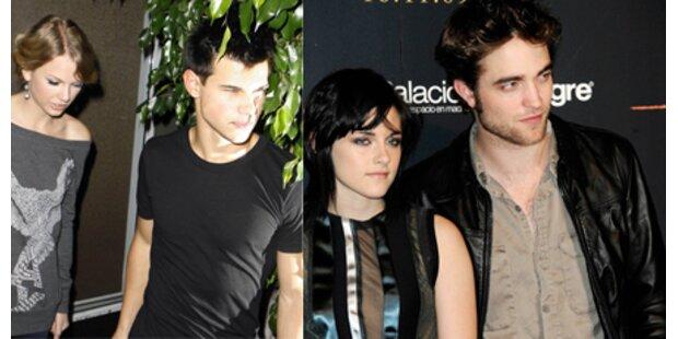 Das Liebesleben der Twilight-Stars