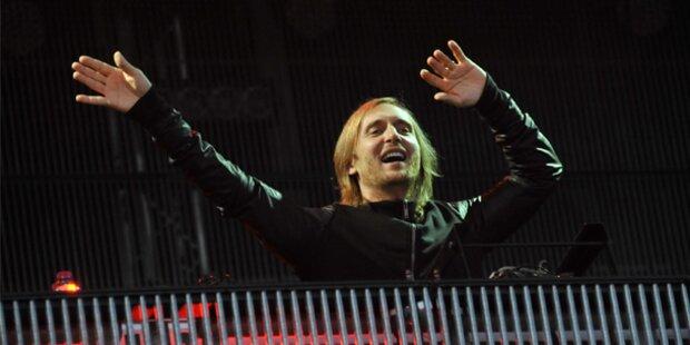 David Guetta in Wien – ein Hit