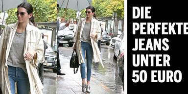 Die perfekte Jeans unter 50 Euro