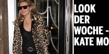 Look der Woche - Kate Moss
