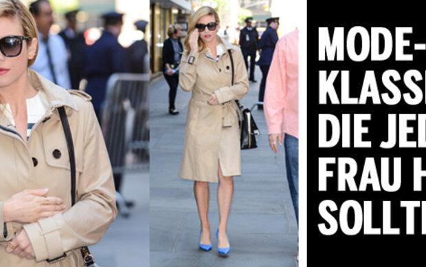 Modeklassiker, die JEDE Frau haben sollte