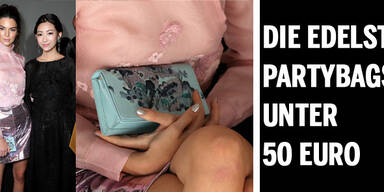 Die edelsten Partybags unter 50 Euro