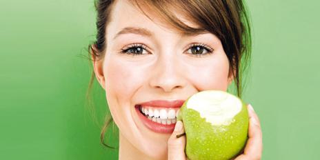 Teaser Schlank gesund Apfelessig abnehmen