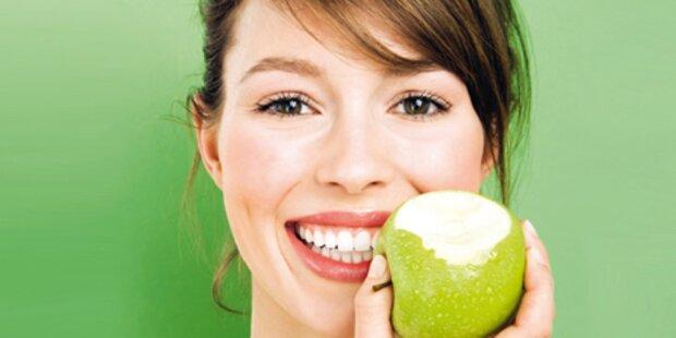Äpfel schützen vor Schlaganfall