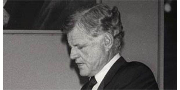 Kennedy-Clan unterstützt Obama