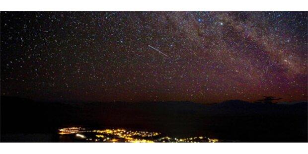 Sternenhimmel als Weltkulturerbe