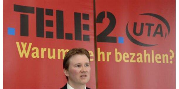 """""""Tele2"""" wegen irreführender Werbung verurteilt"""
