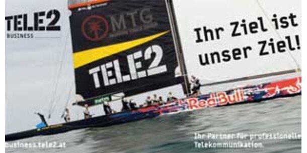 Mediaetat von Tele 2 ab sofort bei Starcom