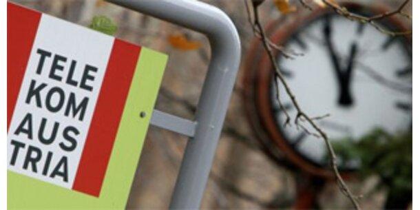 Telekom Austria verliert im 4. Quartal 438 Mio. Euro