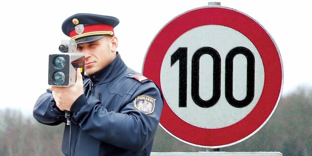 Tempo 100 auf allen Autobahnen