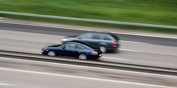 Ab 2022 Tempolimit-Automatik in Autos