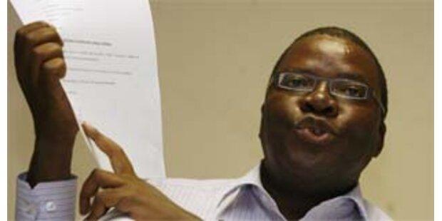 Urteil über Wahlergebnis in Simbabwe erst Montag