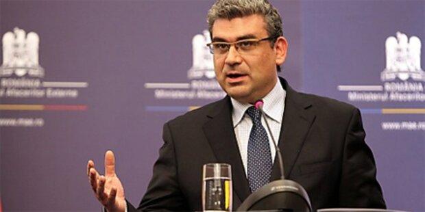 Rumänien: Kein Schengen ohne Bulgarien