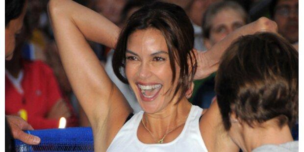 Desperate Housewife lief Triathlon