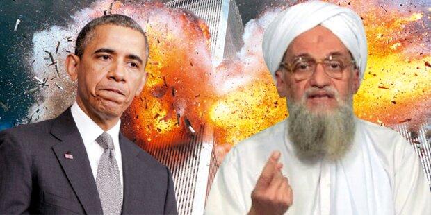 Welt in Angst vor Al-Kaida