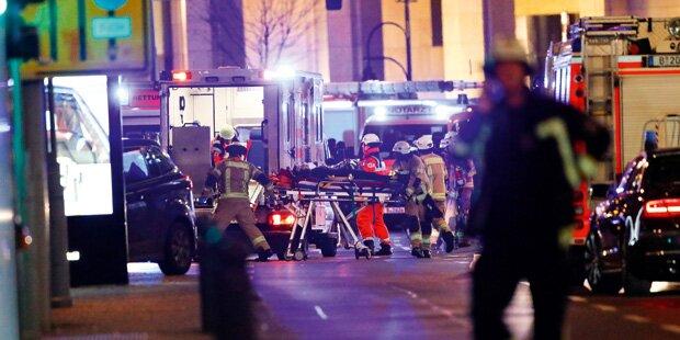 Warnung vor Weihnachts-Terror in Europa