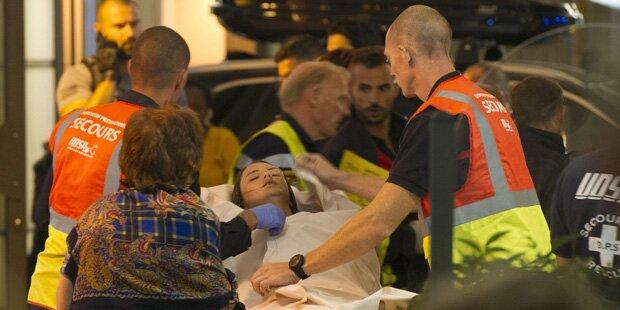 Nizza-Terror: Politiker weltweit ensetzt