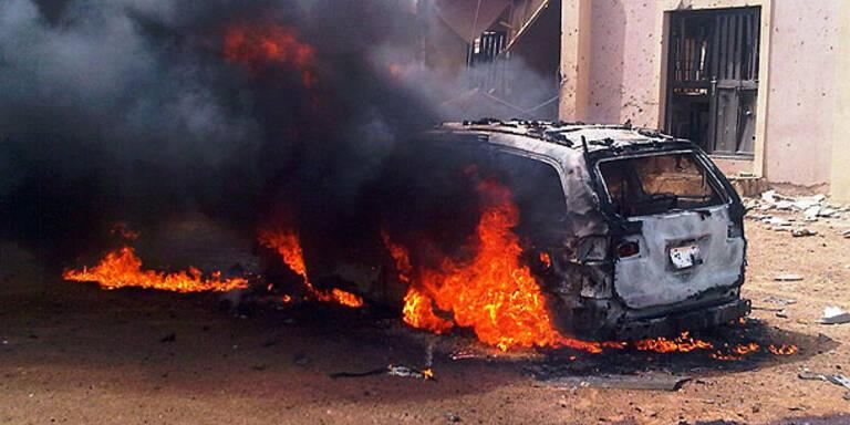 Bomben im Irak: Zahlreiche Tote