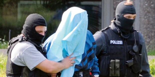 Terrorist war beim Bundesheer