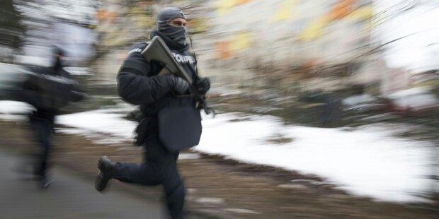 Nach Anti-Terror-Razzia: Verdächtige entlassen