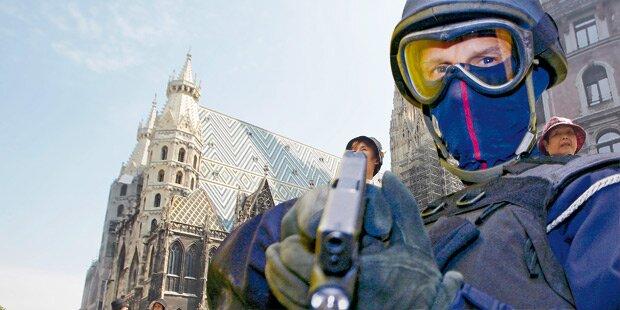 59% haben Angst vor Terror
