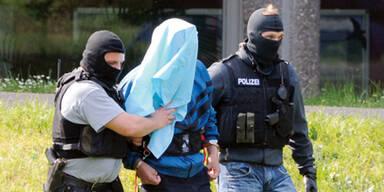 Terrorverdächtige Flughafen Wien