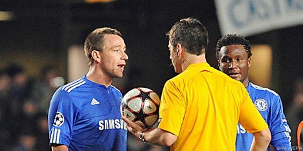 Schiedsrichter-Kritik von Terry nach Chelsea-Aus
