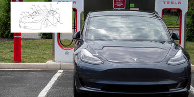 Tesla-Autos künftig mit Laser statt Scheibenwischer