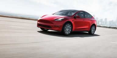 Tesla Model Y ab August in Österreich