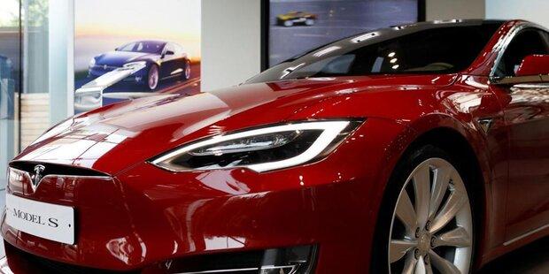 Autobauer Tesla verdoppelt seinen Umsatz