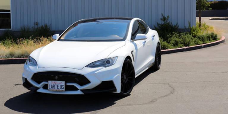 Sportlicher Look für Tesla Model S