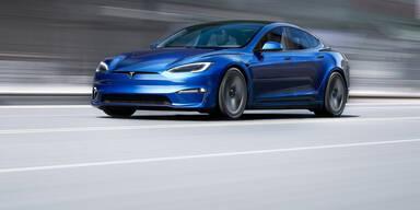 Tesla Model S Plaid+ mit 1.100 PS kommt doch nicht