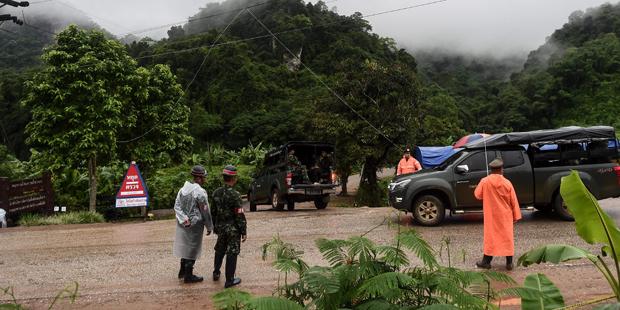 Thailand Rettungsaktion