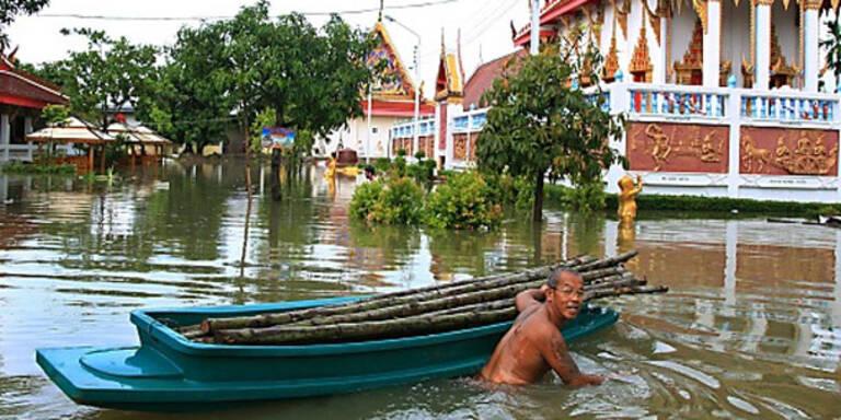 Mehr als 260 Unwetter-Tote in Thailand