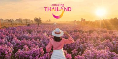 Thailand - Land der Blumen