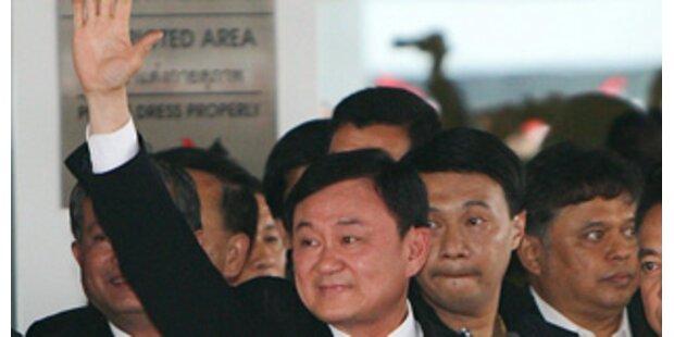 Ex-Premier Thailands festgenommen