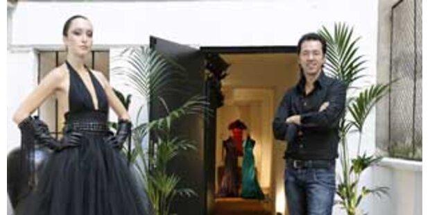 Thang de Hoo-Der Couturier des Opernballs