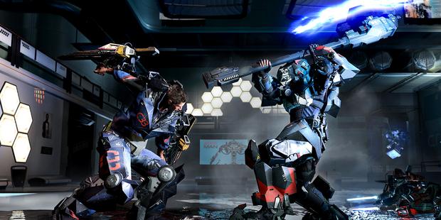 Darksouls meets Transformers