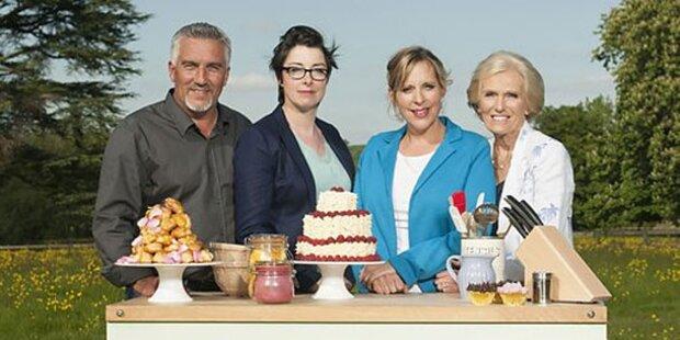 Süße Back-Castings erobern britisches TV