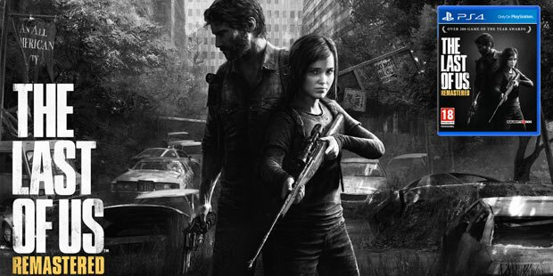 The Last of Us Remastered gewinnen