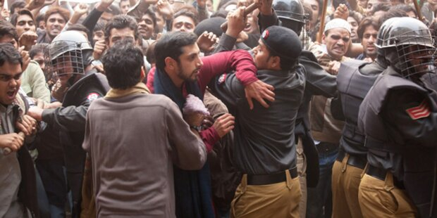 Festspiele mit politischem Film eröffnet