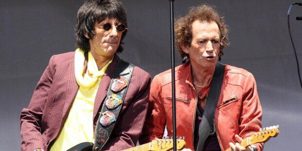 Rolling Stones bald wieder auf Bühne