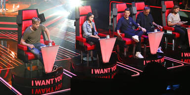The Voice of Germany 2014 Jury