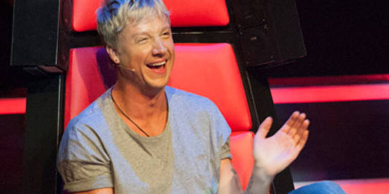 "Samu Habers Charme-Offensive bei ""The Voice"""