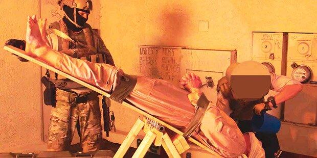 Foltercamps der US-Agenten